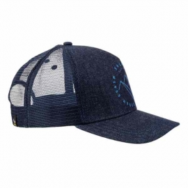 Salewa Trucker Denim Mesh Cap