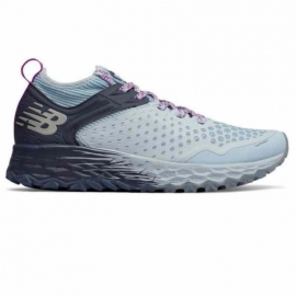 New Balance Fresh Foam Hierro V4 Voltage Violet Vintage Indigo Femme