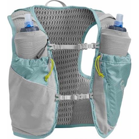 Camelbak Ultra Pro Vest 7 litres Aqua Seal Silver Femme