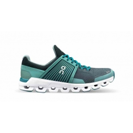 On Running Cloudswift Teal Storm Femme