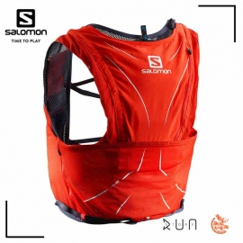 Salomon Advance Skin 12 SetT Fiery Red