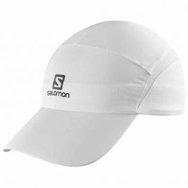 Casquette Salomon XA CAP blanche White