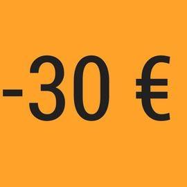 Cadeau - 30 €